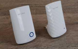 Пошаговая инструкция по настройке усилителя Wi-Fi