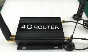 Рейтинг лучших моделей 4G роутера с внешней антенной
