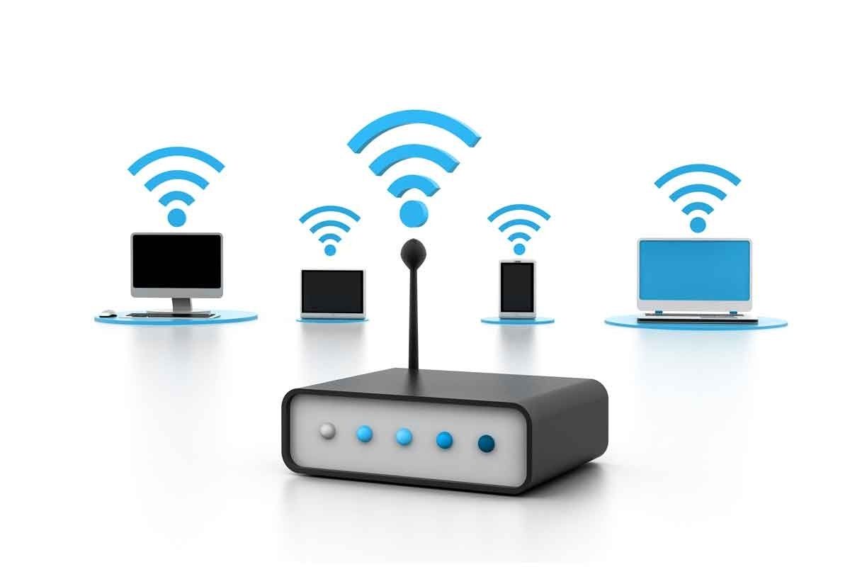 Wlan и Wi-Fi